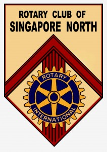 Rotary Club of Singapore North Logo